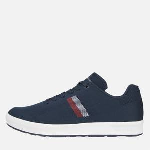 Tommy Hilfiger Men's Sustainable Knit Cupsole Trainers - Desert Sky