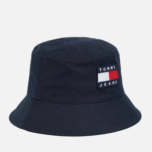 Tommy Jeans Women's Heritage Bucket Hat - Twilight Navy