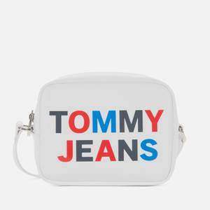 Tommy Jeans Women's Camera Bag - White