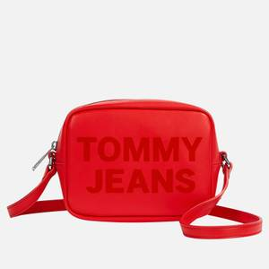 Tommy Jeans Women's Camera Bag - Deep Crimson