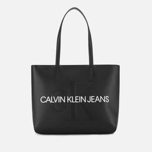 Calvin Klein Jeans Women's Shopper 29 Bag - Black