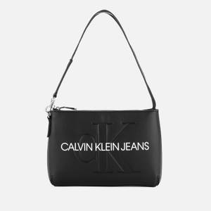 Calvin Klein Jeans Women's Shoulder Pouch - Black
