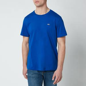 Tommy Jeans Men's Classic Logo T-Shirt - Cobalt