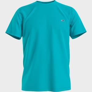 Tommy Jeans Men's Classic Logo T-Shirt - Chlorine Blue