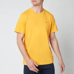 Tommy Jeans Men's Classic Logo T-Shirt - Florida Orange