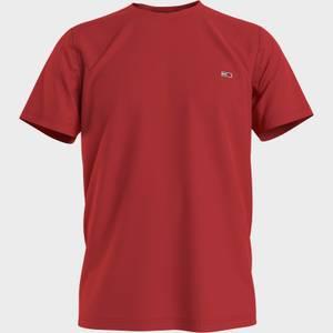 Tommy Jeans Men's Classic Logo T-Shirt - Deep Crimson