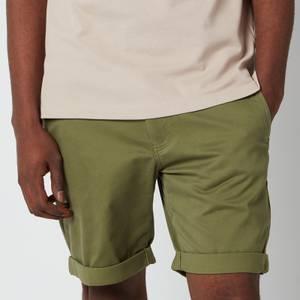 Tommy Jeans Men's Stanton Chino Shorts - Uniform Olive