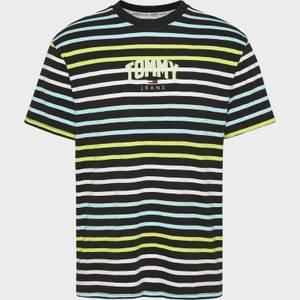 Tommy Jeans Men's Vertical Logo T-Shirt - Twilight Navy
