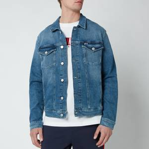 Tommy Jeans Men's Regular Trucker Jacket - Hampton MB