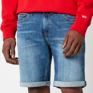 Tommy Jeans Men's Scanton Slim Denim Shorts - Hampton MB