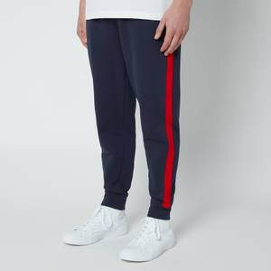 Tommy Jeans Men's Mix Media Basketball Jogger Pants - Twilight Navy