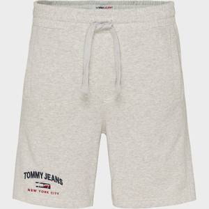 Tommy Jeans Men's Timeless Shorts - Silver Grey HTR