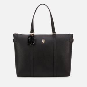 Tommy Hilfiger Women's TH Soft Tote Bag - Black