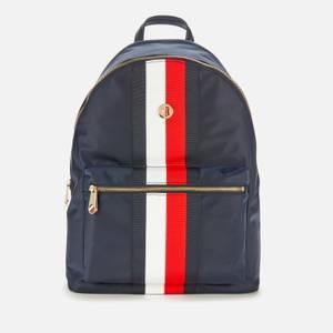 Tommy Hilfiger Women's Poppy Backpack Corp - Desert Sky
