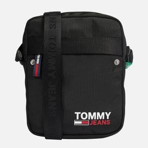 Tommy Jeans Men's Campus Reporter Bag - Black