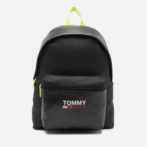 Tommy Jeans Men's Campus Twist Dome Backpack - Black
