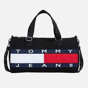 Tommy Jeans Men's Heritage Duffle Bag - Black