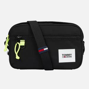 Tommy Jeans Men's Urban Essentials Cross Body Bag - Black