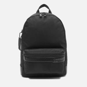 Calvin Klein Men's Campus Backpack - CK Black