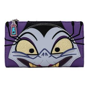 Loungefly Disney Emperors New Groove Yzma Cosplay Flap Wallet