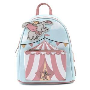 Loungefly Disney Dumbo Flying Circus Tent Mini Backpack