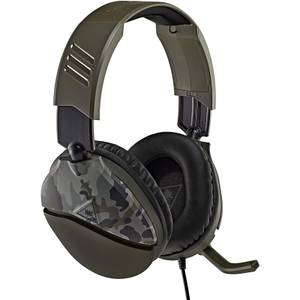 Turtle Beach 70 Green Camo