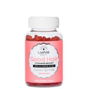 Lashilé Good Hair 60 Gummies Vitamins Boost