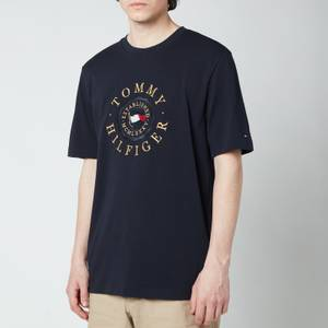 Tommy Hilfiger Men's Icon Coin T-Shirt - Desert Sky