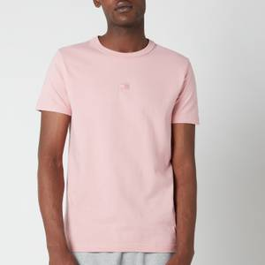 Tommy Hilfiger Men's Recycled Cotton Crewneck T-Shirt - Glacier Pink