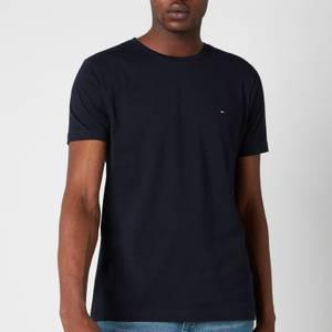 Tommy Hilfiger Men's Back Logo T-Shirt - Desert Sky