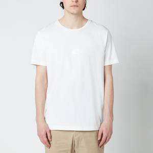 Tommy Hilfiger Men's Tonal Flag T-Shirt - White