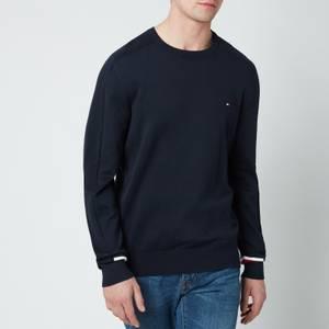 Tommy Hilfiger Men's Global Stripe Sweatshirt - Desert Sky