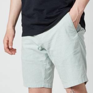 Tommy Hilfiger Men's Brooklyn Stripe Shorts - Glazed Green