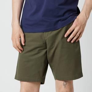 Tommy Hilfiger Men's Brooklyn Light Twill Shorts - Army Green