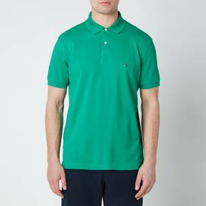 Tommy Hilfiger Men's 1985 Regular Fit Polo Shirt - Courtside Green