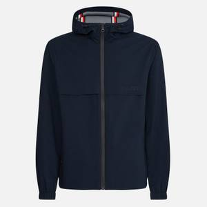 Tommy Hilfiger Men's Tech Hooded Jacket - Desert Sky