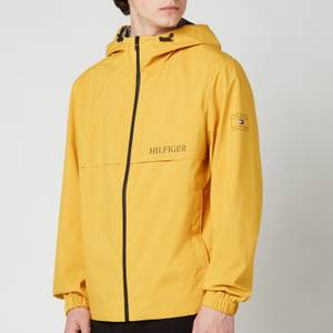 Tommy Hilfiger Men's Tech Hooded Jacket - Courtside Yellow
