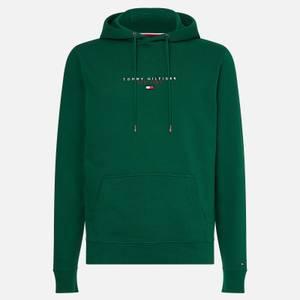 Tommy Hilfiger Men's Essential Pullover Hoodie - Rural Green