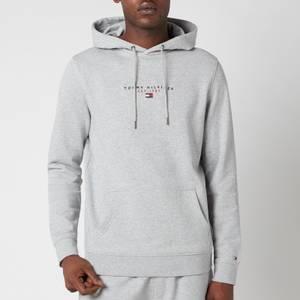 Tommy Hilfiger Men's Essential Pullover Hoodie - Medium Grey Heather