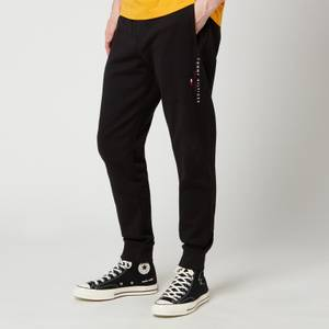 Tommy Hilfiger Men's Essential Sweatpants - Black