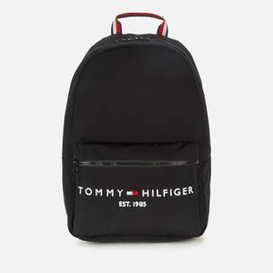 Tommy Hilfiger Men's Established Backpack - Black
