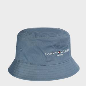 Tommy Hilfiger Men's Established Bucket Hat - Colorado Indigo