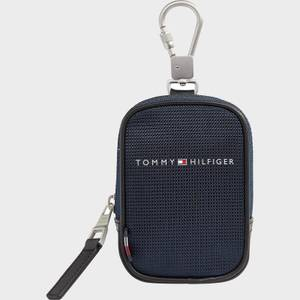 Tommy Hilfiger Men's Elevated Nylon Clip Pouch - Desert Sky