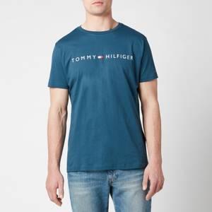 Tommy Hilfiger Men's Logo Crewneck T-Shirt - Lakeside