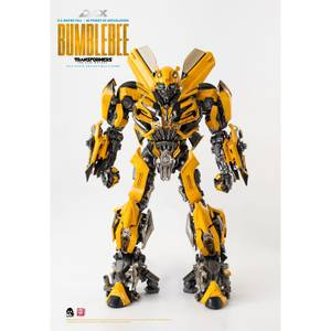 Threezero Transformers: The Last Knight – DLX Bumblebee Scale Action Figure