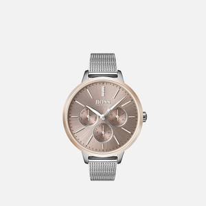 BOSS Hugo Boss Women's Symphony Mesh Strap Watch - Silver