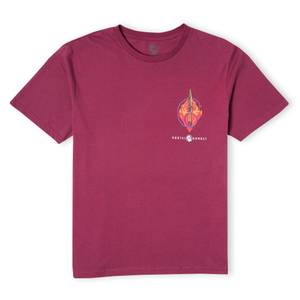 Mortal Kombat Scorpion Unisex T-Shirt - Burgundy