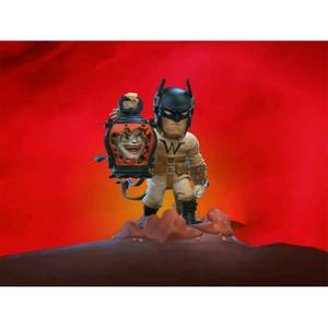 Quantum Mechanix DC Comics Batman Q-Fig