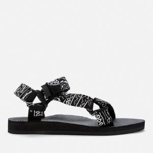 Arizona Love Men's Trekky Bandana Sandals - Black