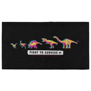 Jurassic Park Fight To Survive - Fitness Towel